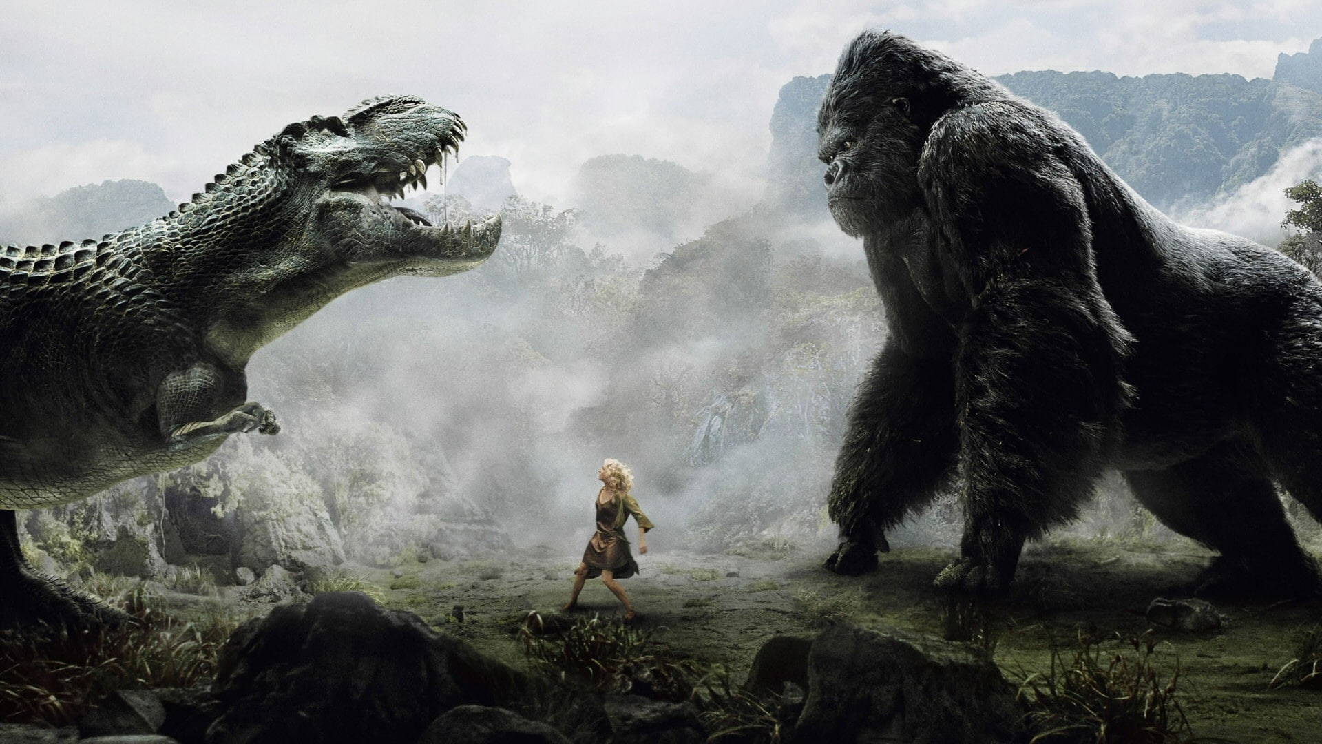 ... dinosaur wallpaper designs dinosaur wallpaper 1 t rex versus king kong