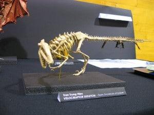 Dinosaur Origami by Tran Trung Hieu