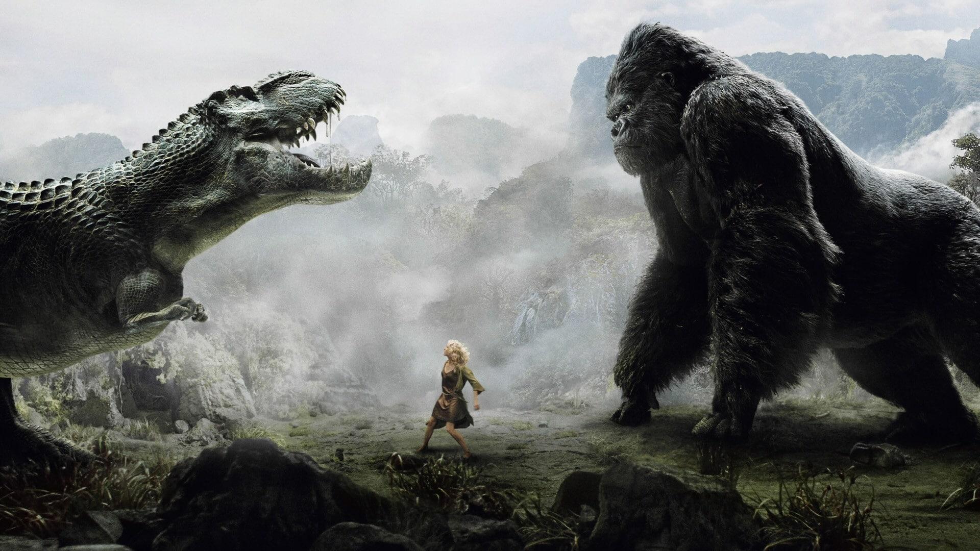 T-Rex Versus King Kong
