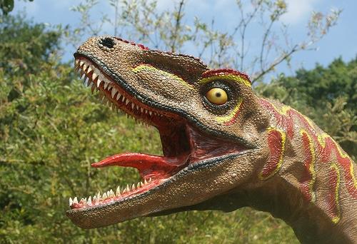Dinosaurs Were Reptiles